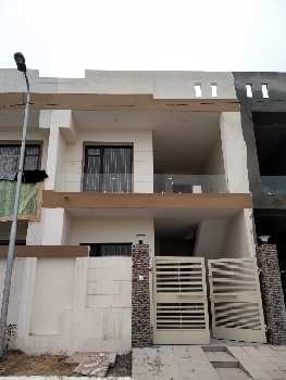 6.37 Marla House In Gated Colony Amrit Vihar Extension