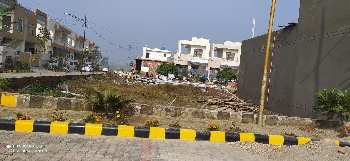 6,22 Marla South Facing land in Amrit Vihar