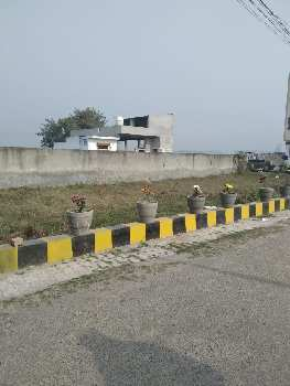 Residential (5.79 marla plot) Available In Palli Hill At Jalandhar