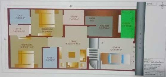 2BHK Independent House For Sale in Very Reasonable Price
