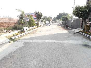 2 side open 8.45 marla plot available for sale in jalandhar