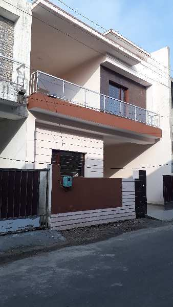 Residential 7.24 Marla Two SIde Open House In Jalandhar