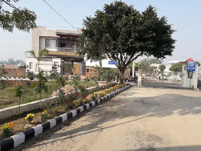 6 Marla Plot In Amrit Vihar Extension Available For Sale In Jalandhar
