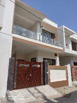 4 BHK Impressive House Available For Sale In Jalandhar