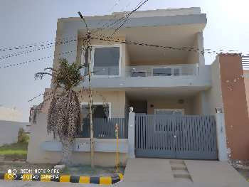 8.25 Marla Spacious 4BHK House In Amrit Vihar Jalandhar