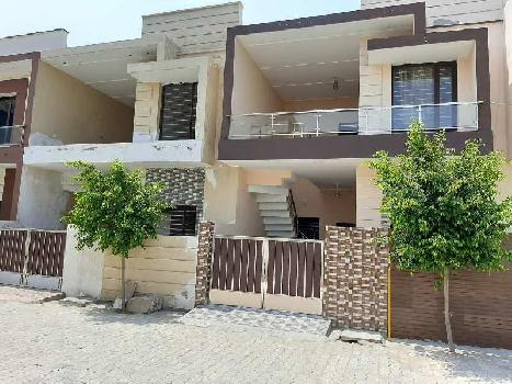 3BHK KOTHI FOR SALE IN WELL DEVELOPED AREA (JALANDHAR)