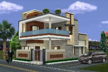 2 SIDE ROAD BEST 3BHK KOTHI FOR SALE IN JALANDHAR