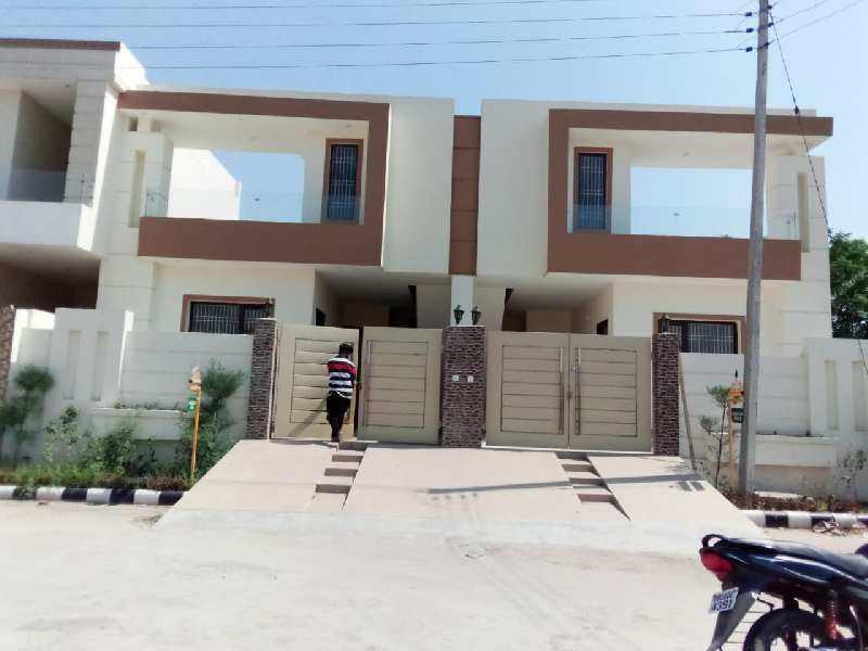 8.28 Marla Spacious 2BHK Property For Sale In Gated Colony In Jalandhar