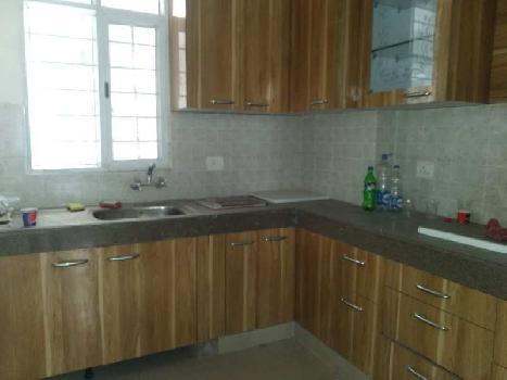 Semi furnished flat in eldeco raibareli road