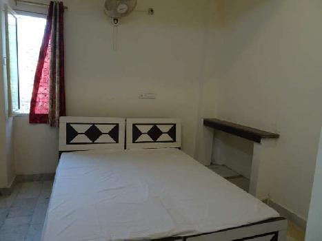 Fully furnished room in ashiyana near vishal mega mart