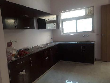 Semi furnished flat for rent