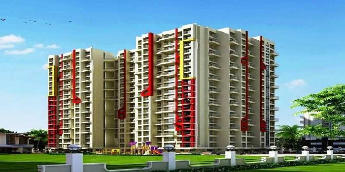 1 bhk flat for sale Runwal Garden dombivali East