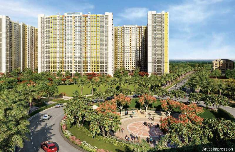 3 bhk flat for sale runwal garden dombivali east