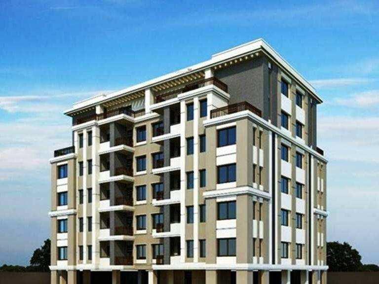 2BHK 2Baths Residential Apartment for Sale in 2BHK ATLADRA, Atladra, Vadodara