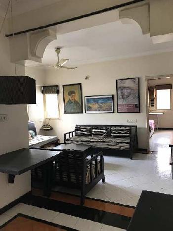 2BHK fully furnished flat in Akota