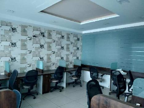 FULLY FURNISHED OFFICE ON LEASE  IN COMMERCIAL BUILDING AT AKSHR CHAWK OLD PADRA ROAD