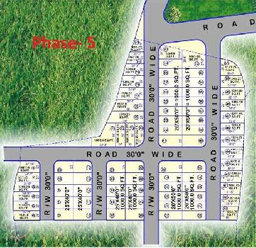Residential Converted Plots Available for Sale