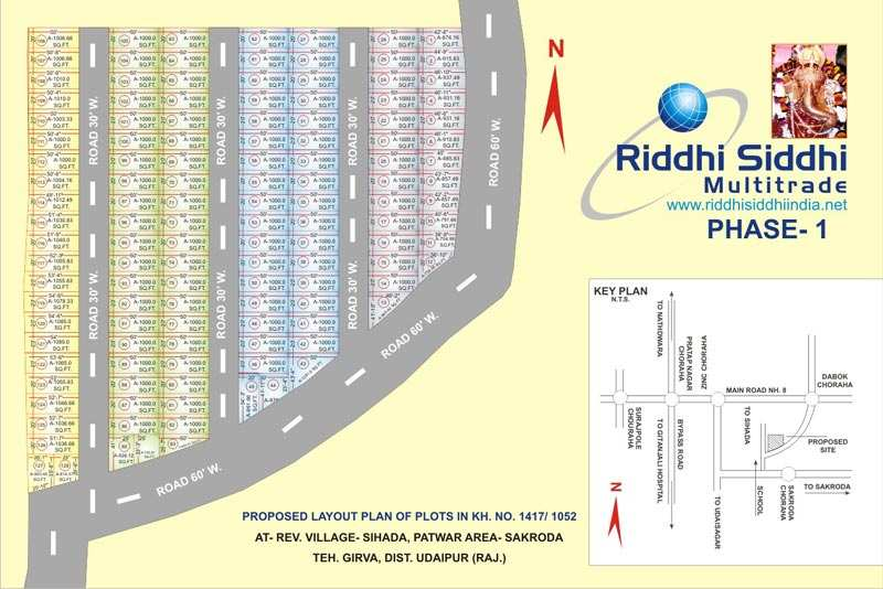 Want to Sell a Land for Residential Use in Udaipur