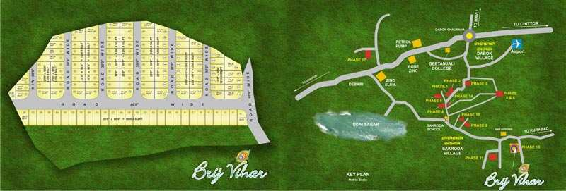 Residential Land/ Plot for Sale At Mini Highway in Udaipur