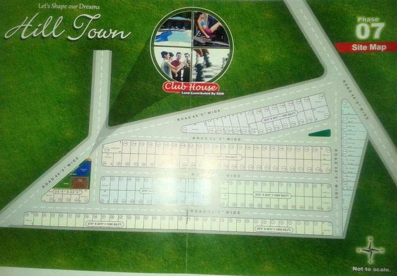 Residential Plot Available for Sale in Balicha