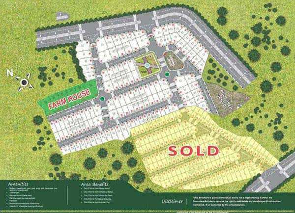 Converted Residential Plots of 1250 Sq Ft for Sale in Udaipur