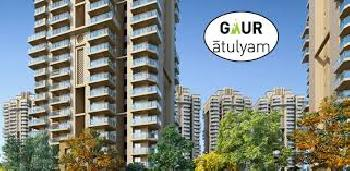 2 BHK Flats & Apartments for Sale in Greater Noida