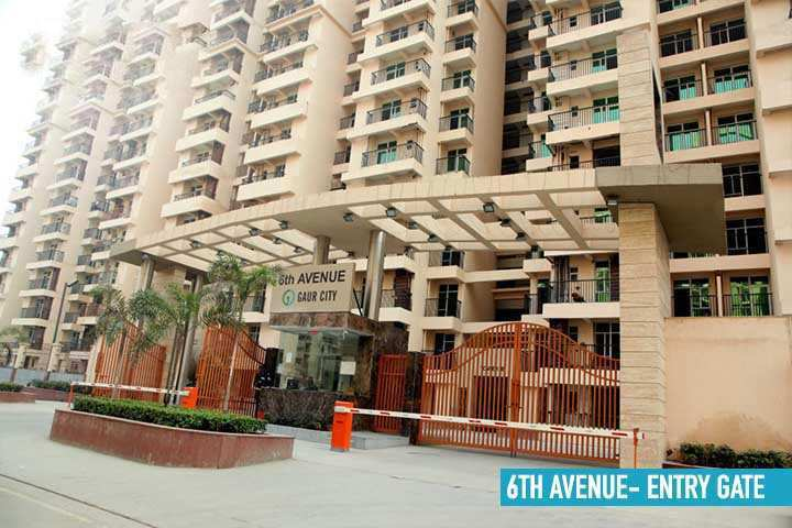 3 BHK Flat For Sale In Sector 4, Greater Noida