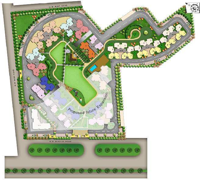 3 BHK Flat For Sale In Greater Noida West, Greater Noida