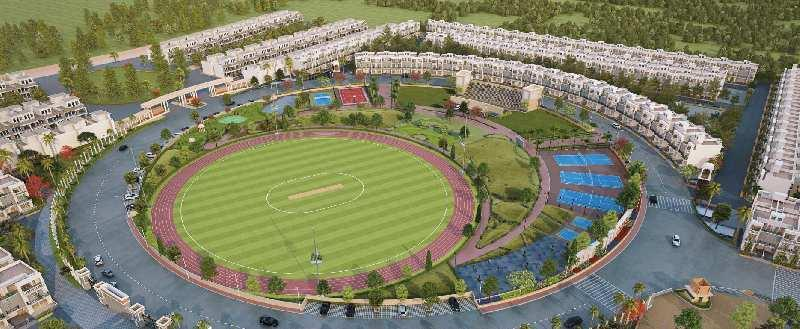145 Sq. Yards Residential Plot for Sale in Yamuna Expressway, Greater Noida