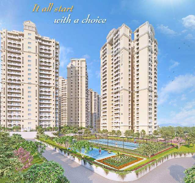 3 BHK Flats & Apartments for Sale in Sector Chi 5, Greater Noida
