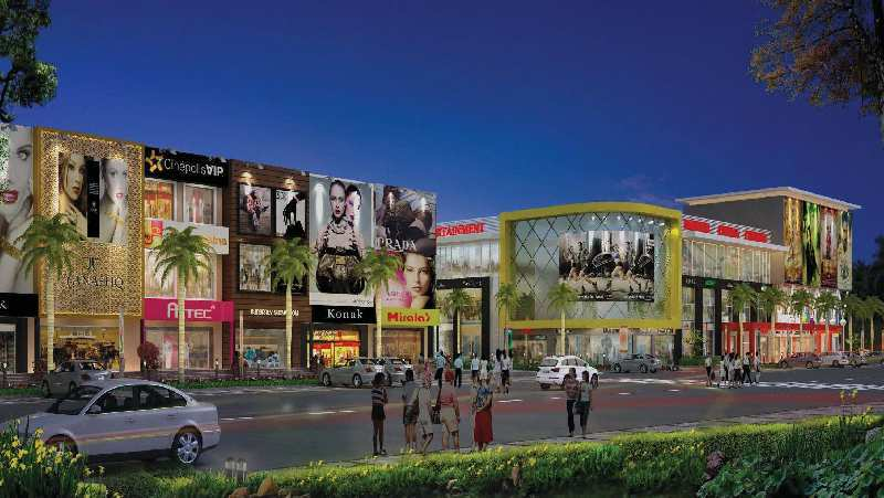 93 Sq. Yards Commercial Lands /Inst. Land for Sale in Yamuna Expressway, Greater Noida