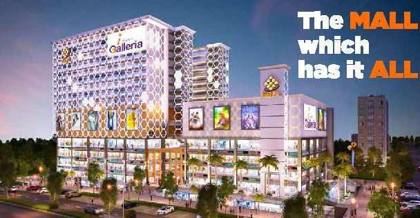 11500 Sq.ft. Commercial Shops for Sale in Alpha II, Greater Noida