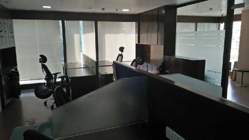 Commercial Office For Rent In Trade Centre BKC Mumbai