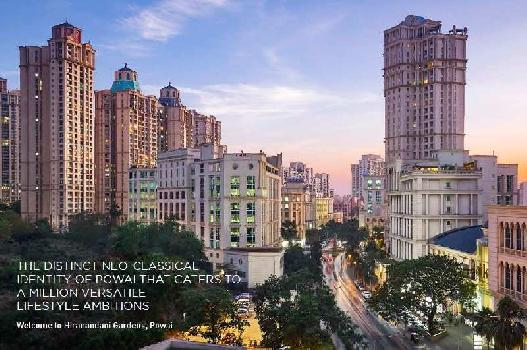 1 BHK Flats & Apartments for Sale in Hiranandani Gardens, Mumbai