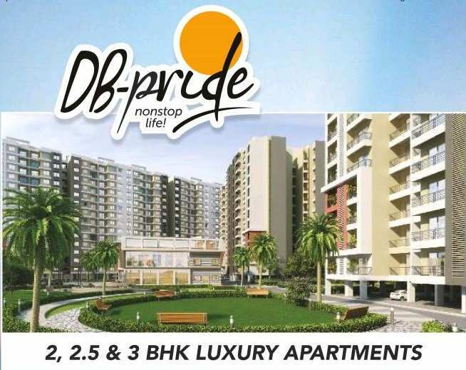 2 BHK Luxurious flats available for Sale on Prime location in indore
