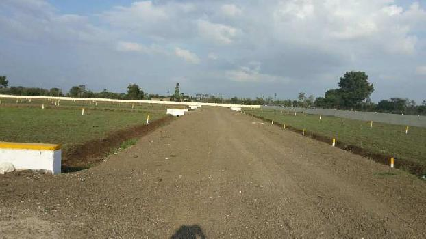 Residential Plot for sale in Ojhar, Nashik