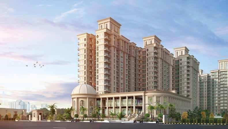 2BHK Residential Apartment for sale at Gurgaon