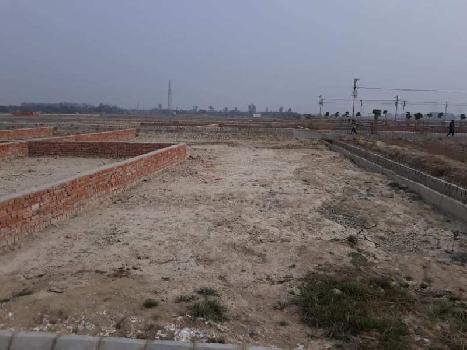 plot in Lucknow road