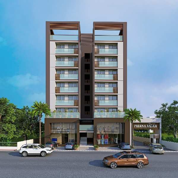 3 BHK Flats & Apartments for Rent in Shyamal Cross Road, Ahmedabad