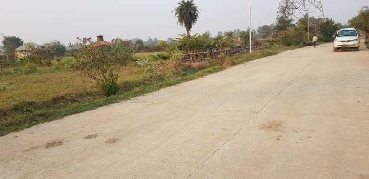 Plot for sale Yamuna expressway Jewer city 200 sqyds 17 lac