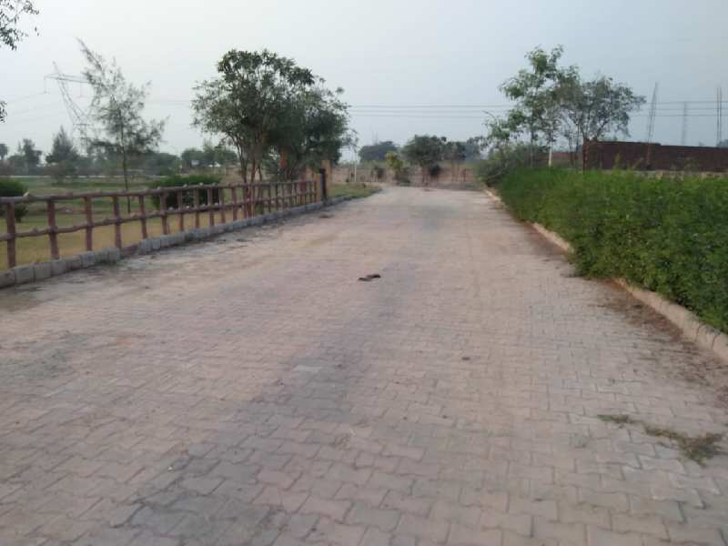 Commercial land for sale Yamuna expressway near by Jewer Airport plots 913 sqyds 65 lac