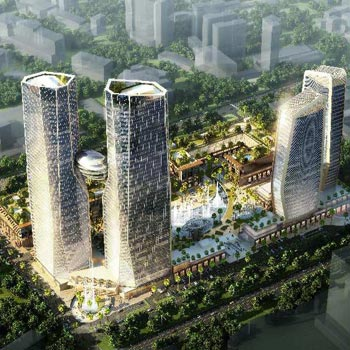 2462 Sq.ft. Office Space for Sale in Sector 140A, Noida