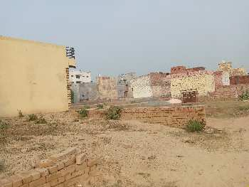 Plot for sale in najafgarh jai vihar ph 1 block G 2 100 sqyds plot 25 lac