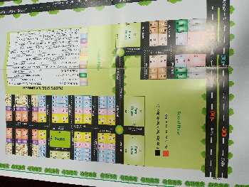 Original booking The Grand city jewer city plots 100 sqyds 12.5 lac commercial plot
