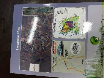 Commercial plots for sale The Grand city jewer  plot 300 sqyds 37.50 Lac
