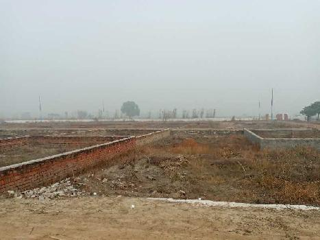 Plot for sale shub vatika dadri dhumpur manik pur plot 100 sqyds 9.50 Lac