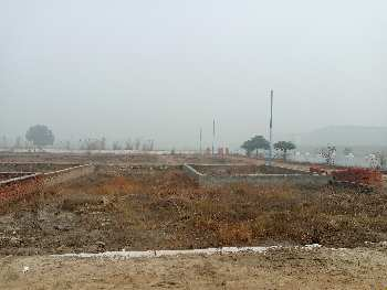 Plot for sale shiv vatika dadri dhumpur manik pur plot 50sqyds 4.75 Lac