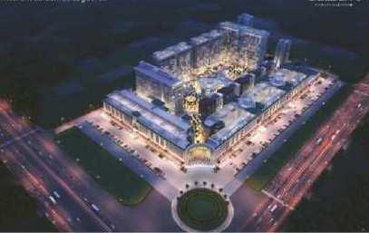 Retails shop for sale noida extensions Golden I with Assured return n lease assistance till 9 years