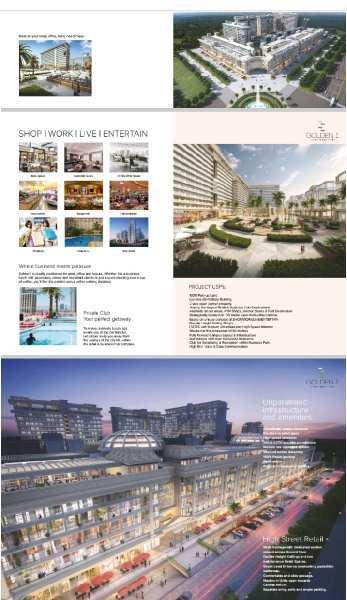 Retails shop for sale noida extensions golden I projects shop size 478 sqft with option available Assured Return till possession bank guarantee from sbi n lease assistance 8% till 9 years