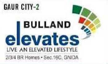 Gaur buland elevates noida extensions 2bhk.s.1225 sqft 44.50 lac ready to move property